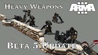 ARMA 3 - Warhammer 40k Mod (Beta 5 Update) Heavy Weapons