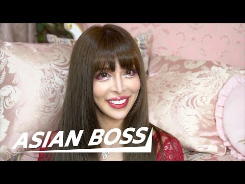 Meet Japan's Real-Life French Doll | ASIAN BOSS