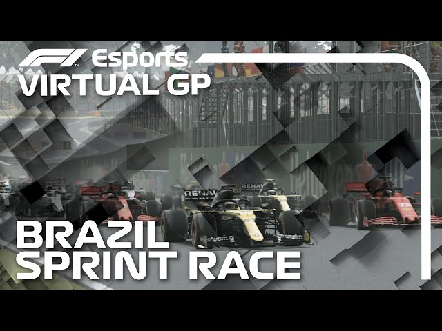 2021 Virtual Sao Paulo Grand Prix: Sprint Race