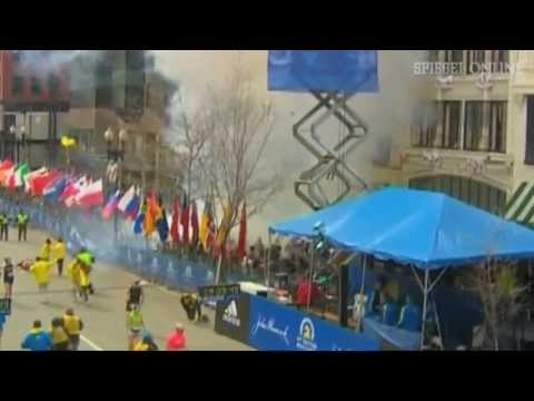 Boston-Marathon: Drei Tote bei Bombenanschlägen