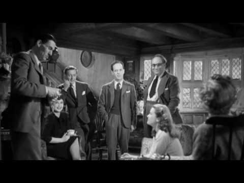 Dead of Night 1945 Trailer