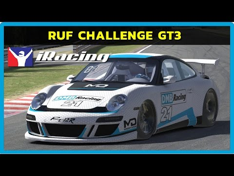 iRacing - RUF Challenge GT3 - Spa-Francorchamps