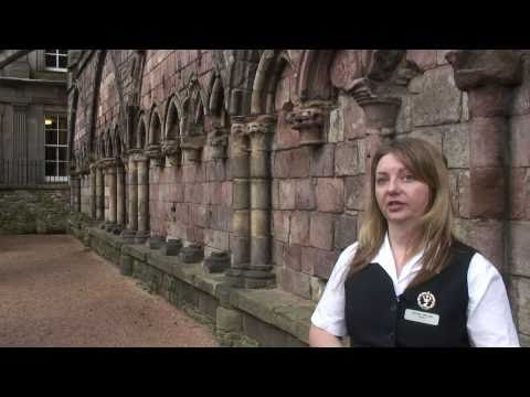 Holyrood Abbey Tour