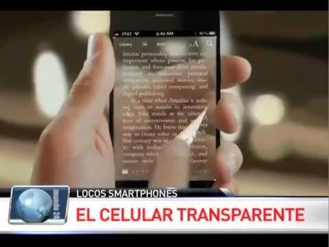 Los celulares más locos del mundo de YouTube · Duración:  1 minutos 38 segundos  · Más de 1.372.000 vistas · cargado el 25.02.2013 · cargado por Fer Carolei
