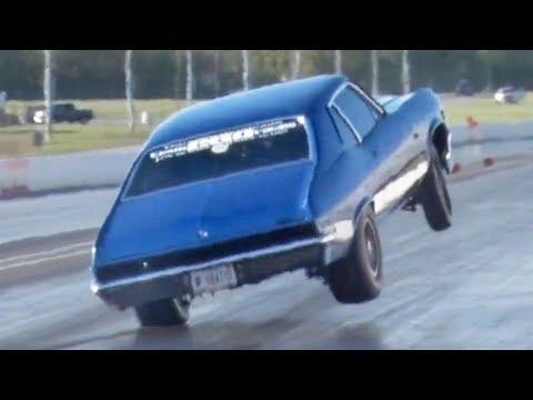 ONE WHEEL Drag Racing - Turbo Nova goes UP!