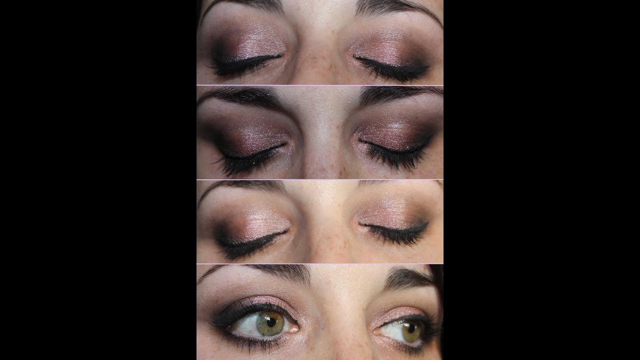 Souvent Tuto] Maquillage Rosé avec la Naked 3 d'Urban Decay - YouTube KW52