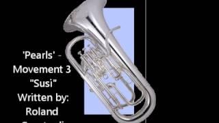 """Pearls - Susi"" by Roland Szentpali"