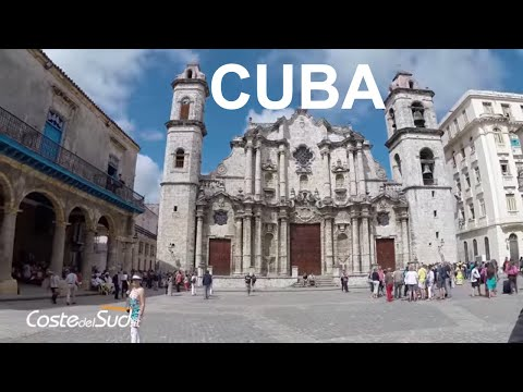 Cuba Travel Isla del Caribe - La Habana Travel Video Guide