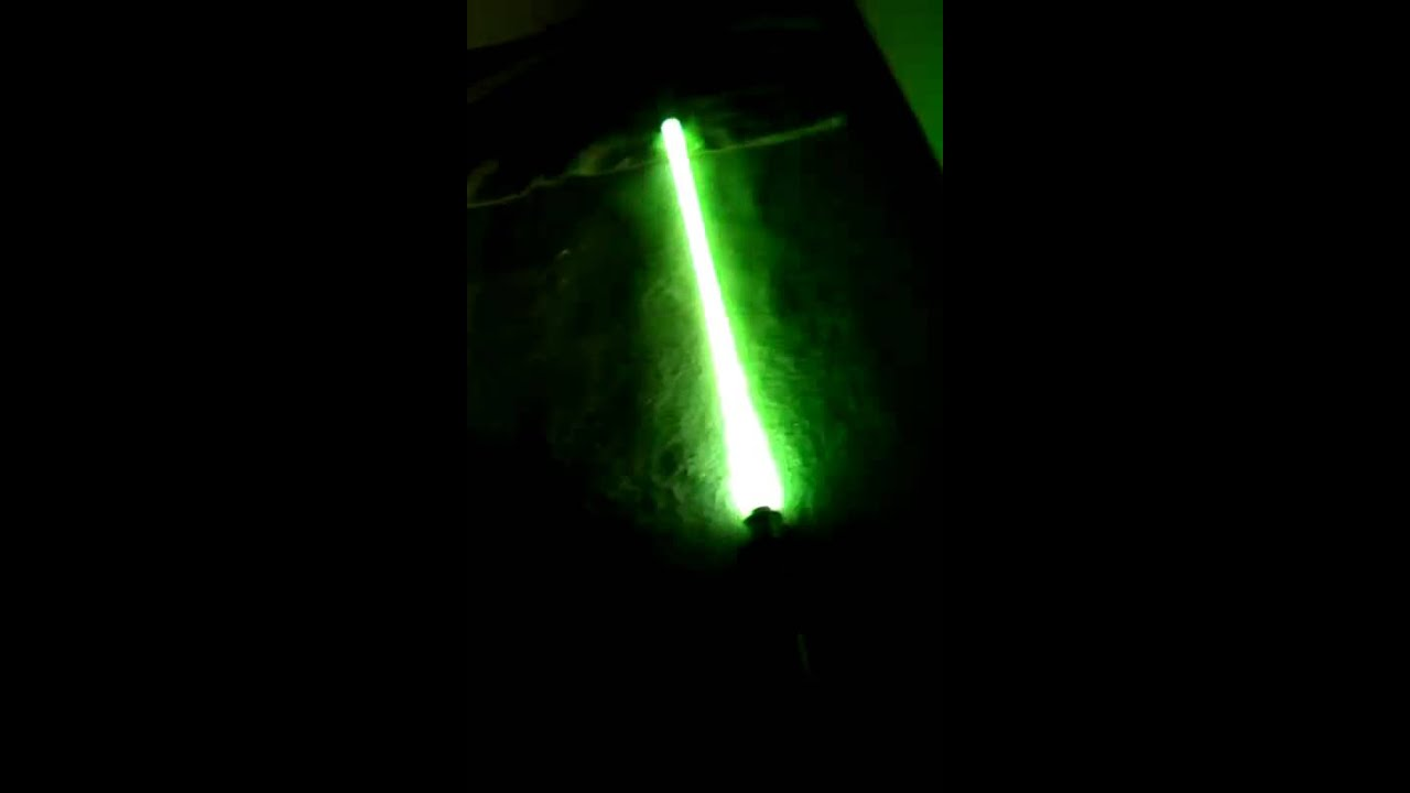 Ultrasaber consular green lock up with silver flash youtube for Who is a consular