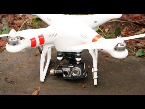 FLIR Duo Compact Dual-Sensor Thermal Imager for Drones