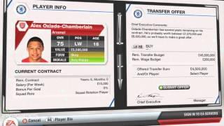 FIFA 13: Career Mode - Transfers [HD]