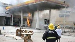 Akaryakıt İstasyonu Tehlike , kaza , patlama , yangın , önlem , tedbir