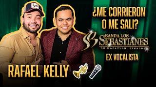 RAFAEL KELLY   EX VOCALISTA DE BANDA LOS SEBASTIANES   PUNTOS DE VISTA #12