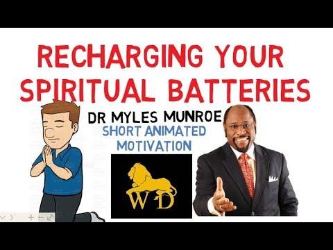 PRINCIPLES OF SUCCESS PART D - **PRAYER** by Dr Myles Munroe