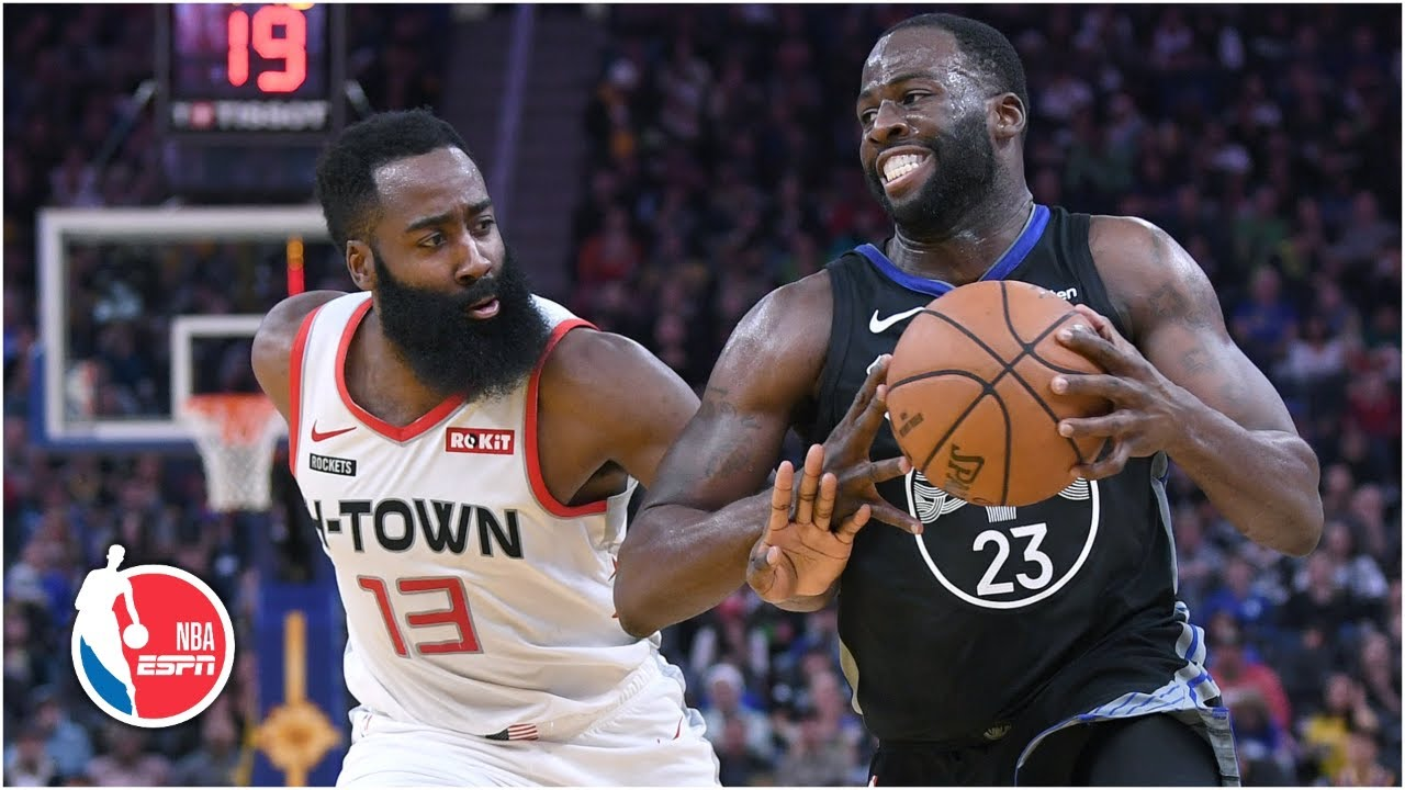 The Warriors shock James Harden, Rockets on Christmas Day | 2019-20 NBA Highlights