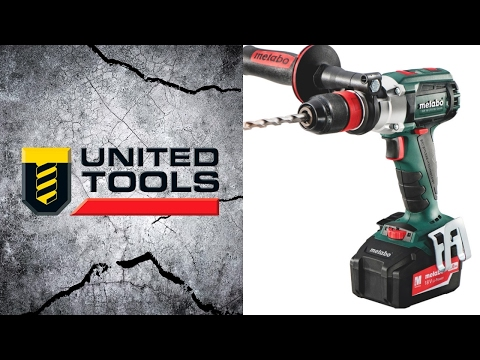 Metabo 18v Brushless Compact Drill - BS 18 LTX BL Quick - 90 Nm!