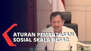 Gambar cover Presiden Jokowi Beri Waktu Menkes Terawan 2 Hari Detailkan Aturan Pembatasan Sosial Skala Besar