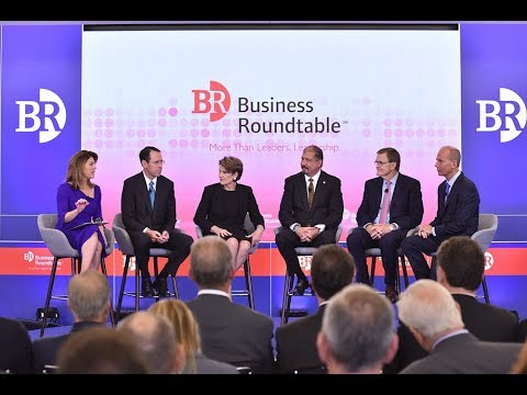 Business Roundtable: A conversation with business leaders about tax reform