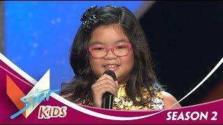 VSTAR Kids Season 2 - Ashley Lai #104 (Live Auditions)