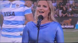 Argentine National Anthem - Sophie Morris