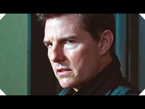"JACK REACHER 2 ""Never Go Back"" - NOUVELLE Bande Annonce (Tom Cruise - Action, 2016)"