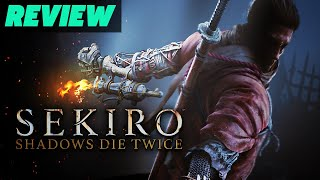 Sekiro: Shadows Die Twice Review (Video Game Video Review)
