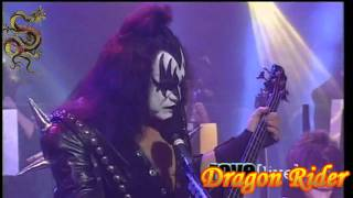 Kiss - Sure Know Something (live)(Dragon Rider)