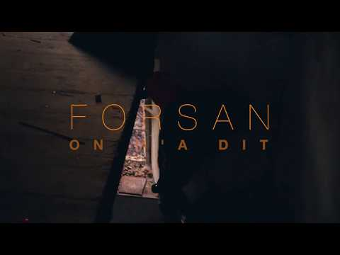 FORSAN  ►On m'a dit◄ (prod. By Syndrome)