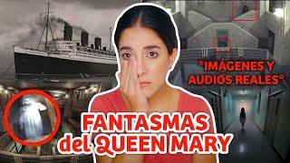 👻 LOS FANTASMAS DEL QUEEN MARY *CON VIDEOS Y AUDIOS REALES* | HeyEstee