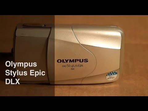 olympus stylus epic dlx video manual and review youtube rh youtube com olympus stylus epic zoom 170 manual olympus stylus epic dlx manual