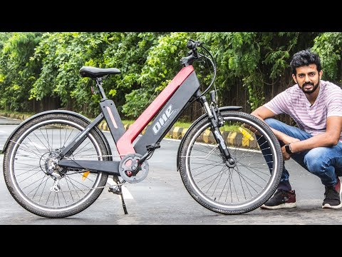 TronX One Electric Cycle   Electric Assist  Faisal Khan
