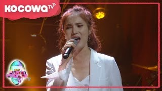 Gambar cover [JYP's Party People] Baek Z Young and Gummy's powerful voice