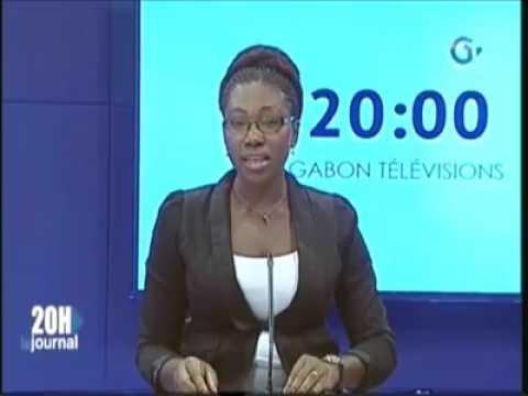 GABON TV  JT 20H DU VENDREDI 03 MARS 2017