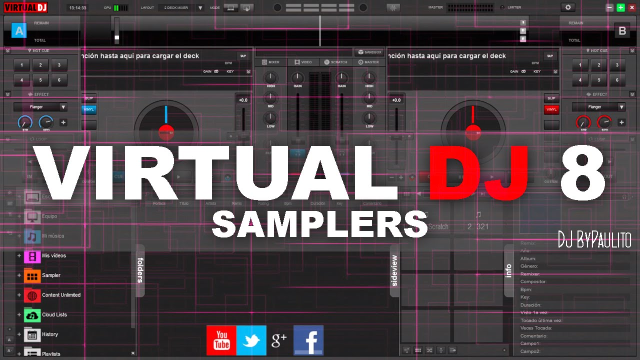 virtual dj 2015 descargar gratis