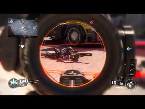 CoD Black Ops 3 -  Fringe Tomahawk Spots Tutorial [Deutsch/German]