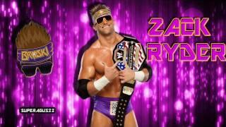 """Zack Ryder Theme Song 2013: """"Radio"""" V2 (WWE Edit) + Download Link"""