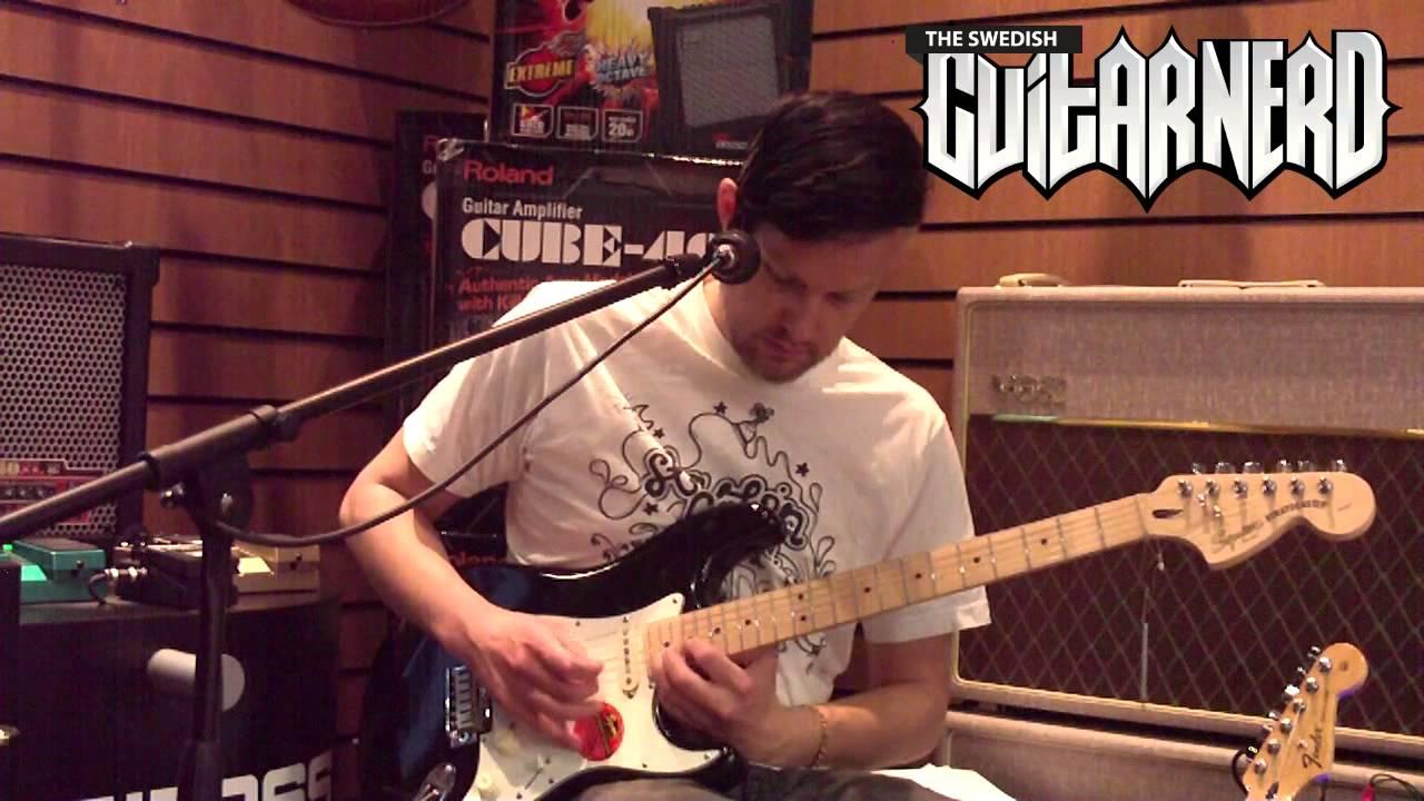 Squier Standard Stratocaster Vs Fender Comparison