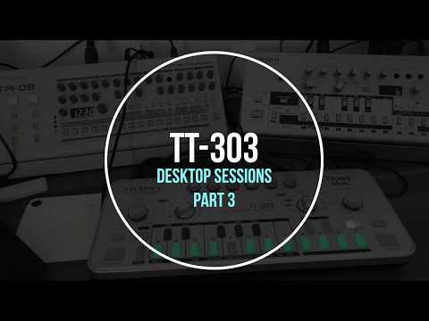 TT-303 Bass Bot | Desktop Sessions Part 3