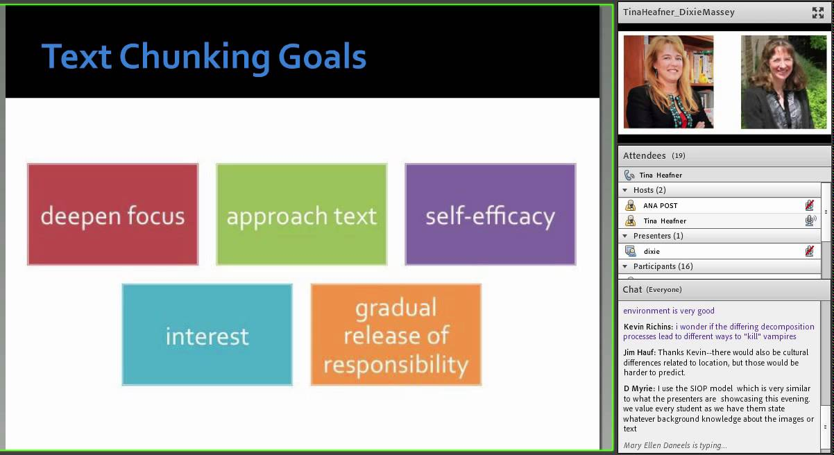 Meeting the Common Core State Standards for ELA Part Two: Reading