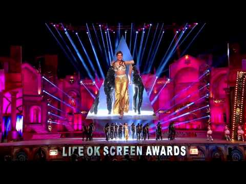 Jacqueline Fernandez Dance Performance at Life OK Screen Awards 2015