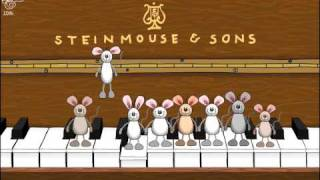 Happy Birthday Musical Mice