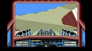 Amiga 500: Stunt Car Racer