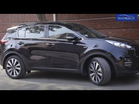 KIA Sportage Owner's Review: Specs & Features | PakWheels