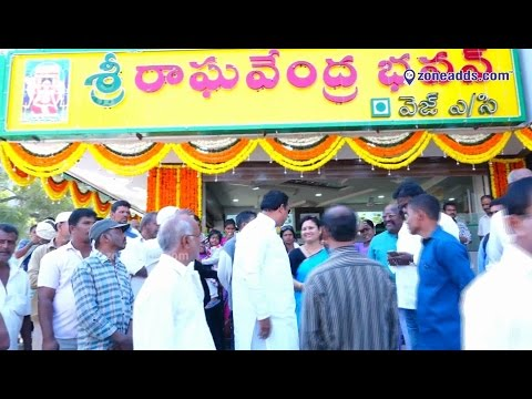 Sri Raghavendra Bhavan | Pure Veg | Sainikpuri | Hyderabad | zoneadds.com