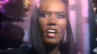 Watch Grace Jones Crush video