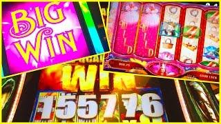 MY BEST HITS from SLOTS 2016!! BIG WINS!!! Slot Machine Bonus Win Videos