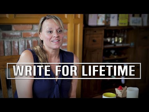 Writing Screenplays For The Lifetime Movie Network by Christine Conradt