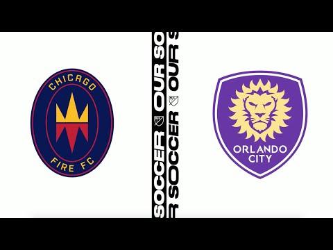 Chicago Orlando City Goals And Highlights