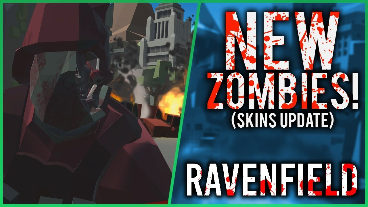 This Makes Ravenfield's Custom Zombies Gamemode SO MUCH BETTER! | NEW Skins  Update