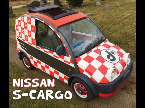 1989 Nissan S-Cargo Afternoon Drive With Phil. Call For Pricing.